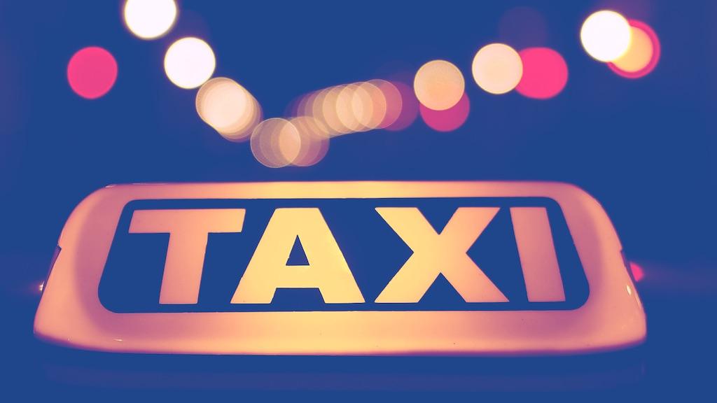 Sicher Taxifahren